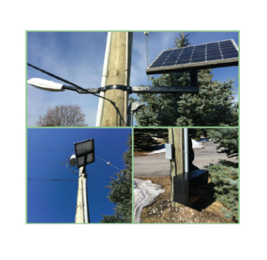 Solar Street Light Kits